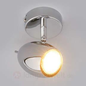 Verchromter LED-Spot Philippa