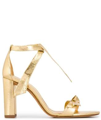Alexandre Birman ankle tie heeled sandals