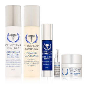 Clinicians Complex Super Antioxidant Kit
