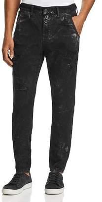 True Religion Finn Skinny Fit Jeans in Concrete