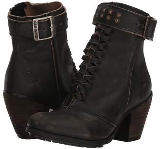 Harley-Davidson Calkins Women's Lace-up Boots