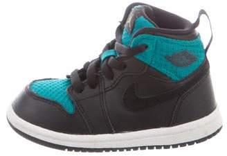 Nike Boys' High-Top Jordan 1 Retro Sneakers