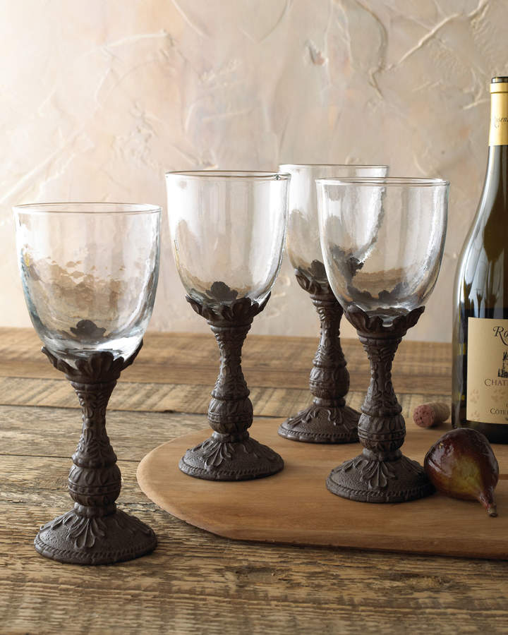 GG Collection G G Collection Four Wine Glasses