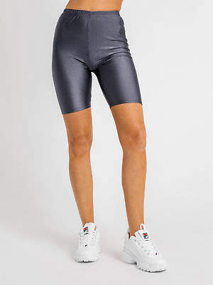99b41c135b0df Peri New Beyondher Womens Bike Shorts In Charcoal Shorts High Waisted