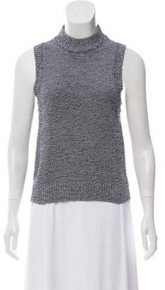 Theory Sleeveless Knit Sweater