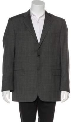 Burberry Wool Kensington Blazer