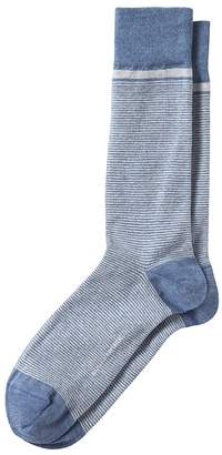 Banana Republic Thin Start Stripe Sock