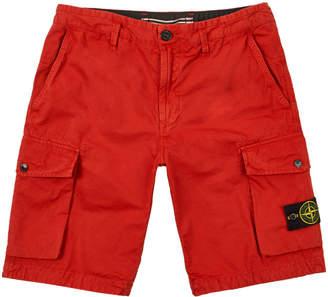 Stone Island Shorts - Rust