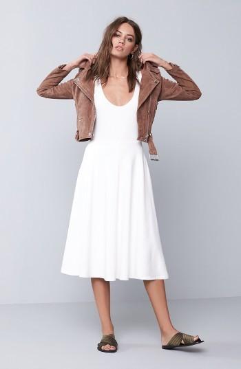 Women's Leith Stretch Knit Midi Dress 5