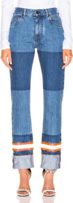 Calvin Klein Mixed Jean in Blue | FWRD