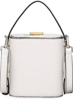 Hayward Field Pebbled Leather Top Handle Bag