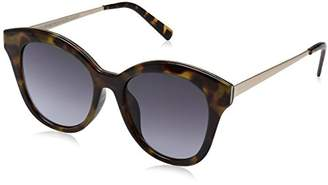 Foster Grant Item 8 Ts.10 Cateye Tortoise Women's Designer Sunglasses