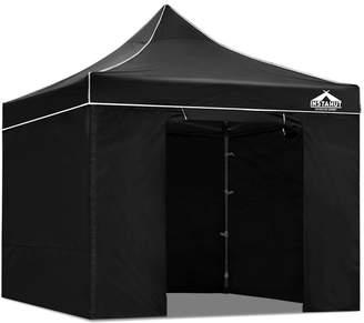 Dwell Outdoor 300 x 300cm Instahut Adjustable Outdoor Pop-Up Gazebo