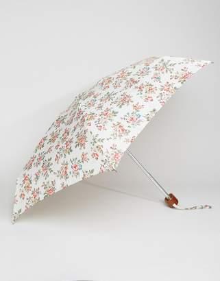 Cath Kidston Tiny 2 Kingswood Rose Ivory Umbrella