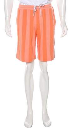 Cottweiler 2016 Temple Striped Shorts w/ Tags