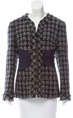 Chanel 2016 Wool Jacket