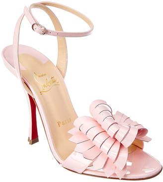 Christian Louboutin Miss Valois 100 Patent Sandal
