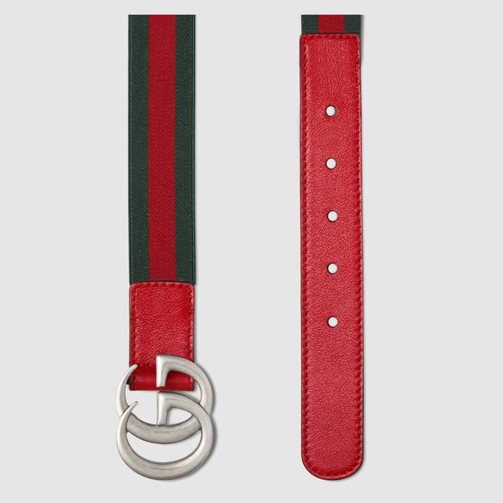 Children's leather belt 6