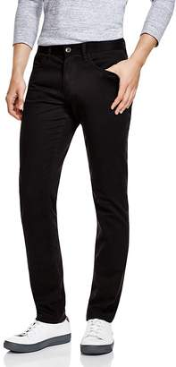 Vince Essential Soho Slim Fit Twill Chinos $195 thestylecure.com