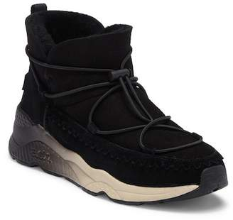 Ash Mitsouko Genuine Lamb Fur Snow Boot
