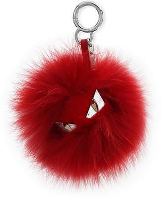 Fendi Bag Bugs Monster Fox and Rabbit Fur Bag Charm