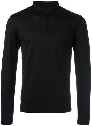 HUGO BOSS longsleeved polo shirt