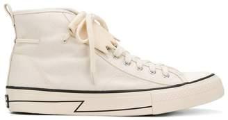 Visvim Skagway Kiltie hi-top sneakers