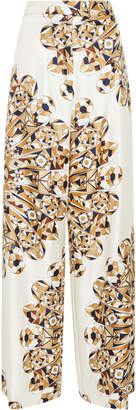 Tory Burch Alyssa Silk Pant