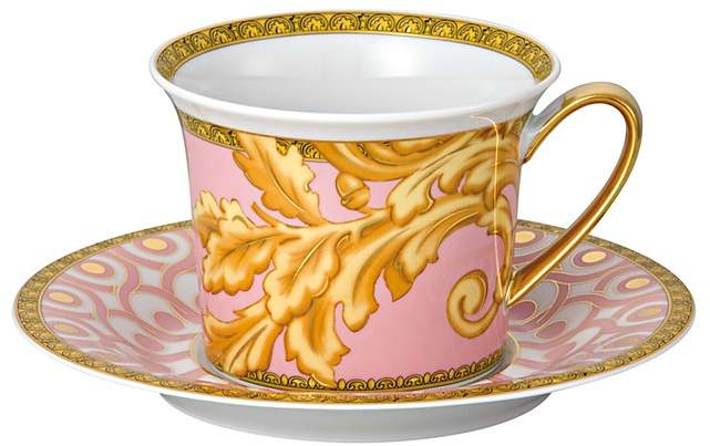 Rosenthal Meets Versace Versace By Rosenthal Byzantine Dreams Low Cup
