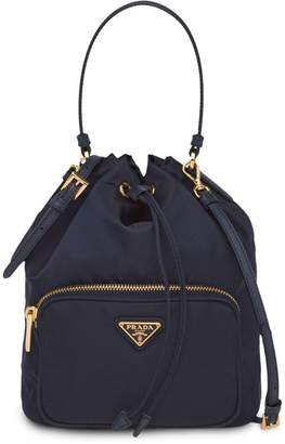 Prada Fabric Shoulder Bag