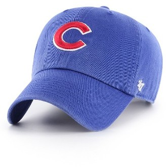 Women's '47 Clean Up - Chicago Cubs Baseball Cap - Blue $25 thestylecure.com
