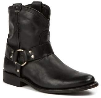 Frye Wyatt Harness Leather Short Boot