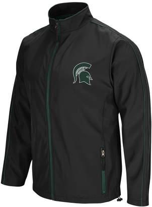 Men's Michigan State Spartans Barrier Wind Jacket