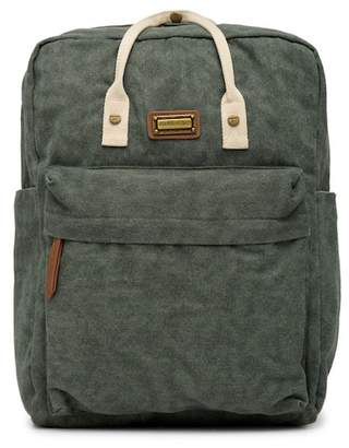 Madden-Girl Mineral Wash Square Backpack