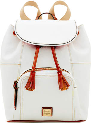 Dooney & Bourke Pebble Grain Large Murphy Backpack