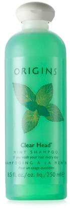 Origins Clear Head® Mint Shampoo If You Wash Your Hair Every Day