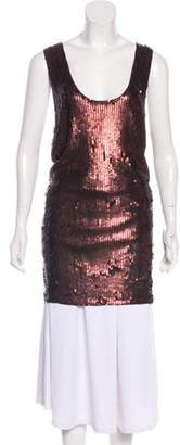 Ya-Ya Ya Ya Sequin Sleeveless Dress w/ Tags