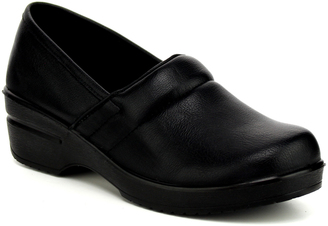 Black Dallas Clog $28 thestylecure.com