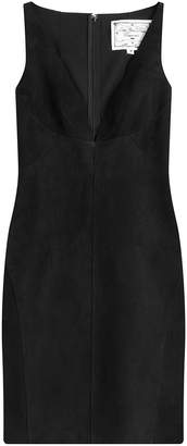 DSQUARED2 Suede Dress