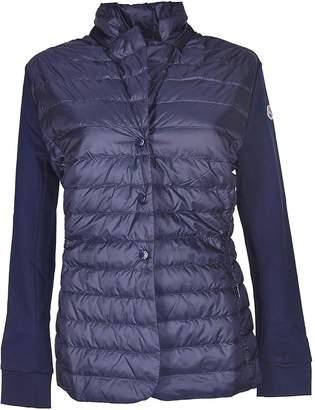 Moncler Logo Patch Down Jacket