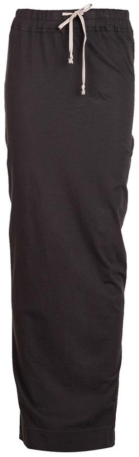 Rick Owens Maxi skirt