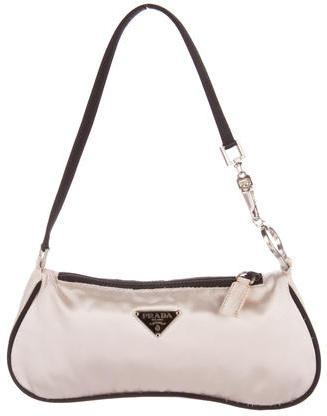pradaPrada Mini Satin Bag