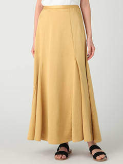 LAGUNAMOON (ラグナムーン) - ヴィンテージサテンマキシスカート