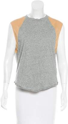 3.1 Phillip Lim Colorblock Sleeveless Top
