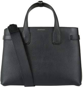Burberry Medium Leather Banner Bag