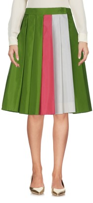 Prada Knee length skirts - Item 35356145HG