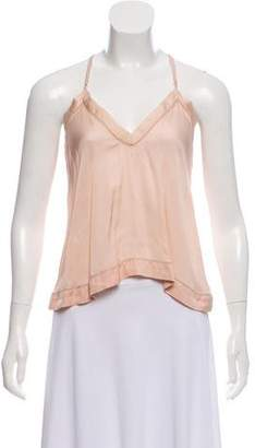 Etoile Isabel Marant Sleeveless Racer Back Top