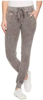 Allen Allen Box Thermal Cuff Bottom Skinny Pants Women's Casual Pants