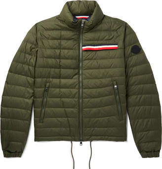 Moncler Edgard Quilted Shell Down Jacket