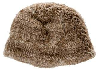 Cassin Knitted Fur Hat